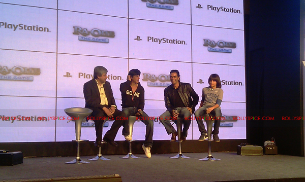 11nov raonegamelaunch 21 Ra.One game launch