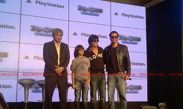 11nov raonegamelaunch 31 Ra.One game launch
