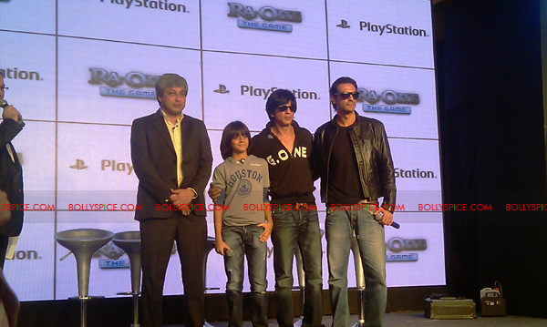 11nov raonegamelaunch 32 Ra.One game launch