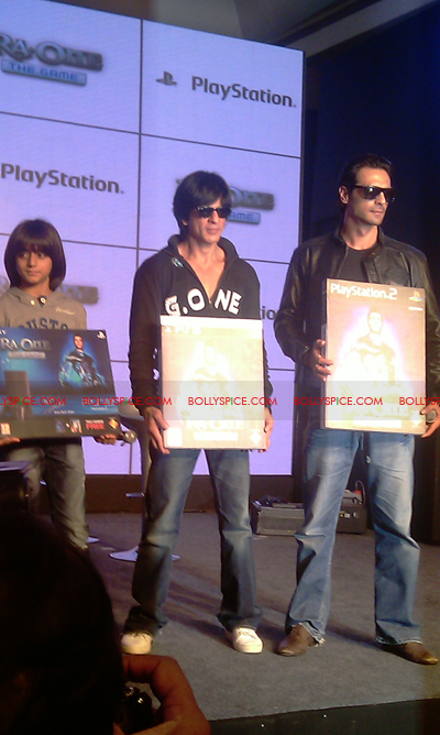11nov raonegamelaunch 34 Ra.One game launch