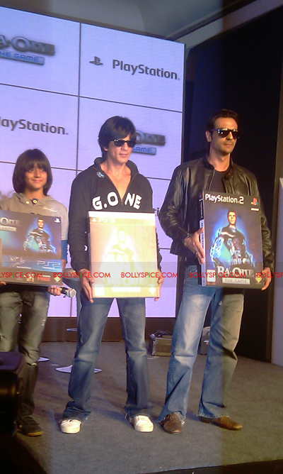 11nov raonegamelaunch 35 Ra.One game launch