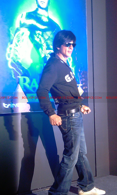 11nov raonegamelaunch 39 Ra.One game launch