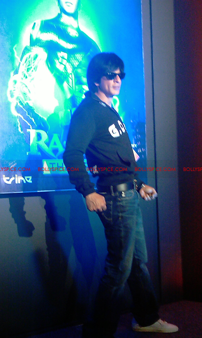 11nov raonegamelaunch 41 Ra.One game launch