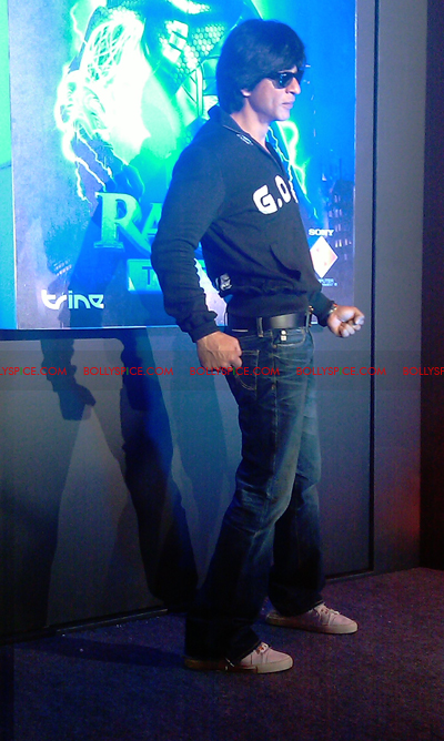 11nov raonegamelaunch 42 Ra.One game launch