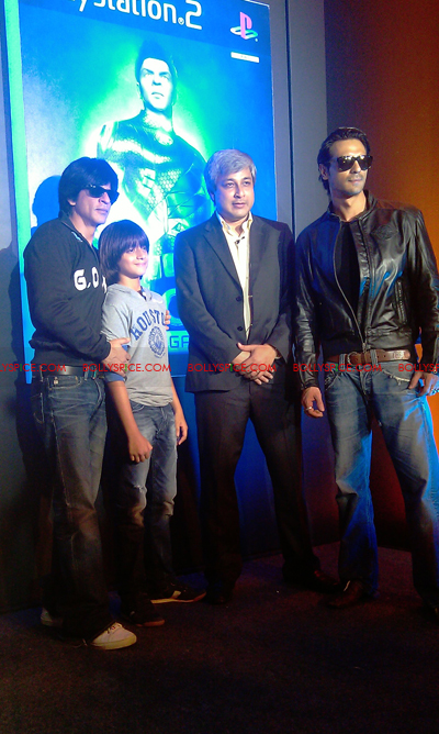 11nov raonegamelaunch 44 Ra.One game launch