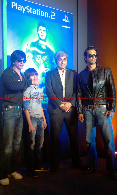 11nov raonegamelaunch 45 Ra.One game launch