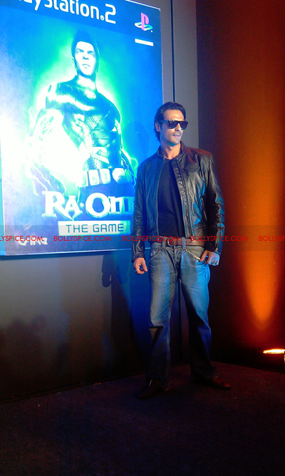11nov raonegamelaunch 47 Ra.One game launch