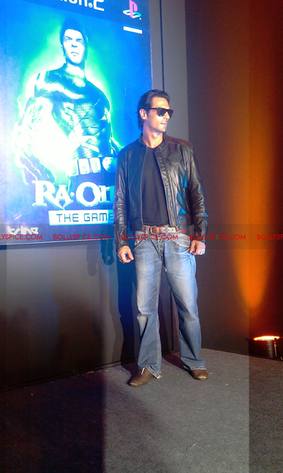 11nov raonegamelaunch 48 Ra.One game launch