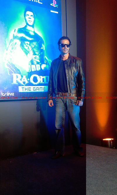 11nov raonegamelaunch 49 Ra.One game launch