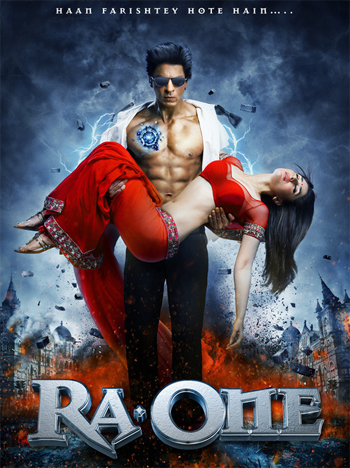 11nov raonesequel Ra.One Part 2 and perhaps to Part 5!