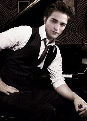 11nov robert bollywood Robert Pattinson would Love to do a Bollywood Film!