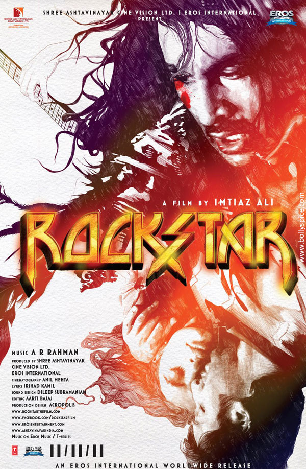 11nov rockstar moviereview Rockstar Movie Review
