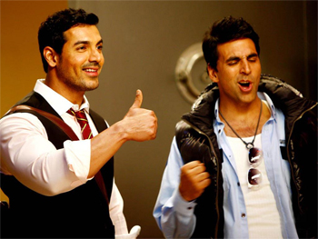 11nov shyamaliinterview 01 Desi Boyz was my most enjoyable film to date.   Shyamali