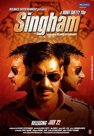 11nov singham youtubeBO Singham now available on You Tube box office