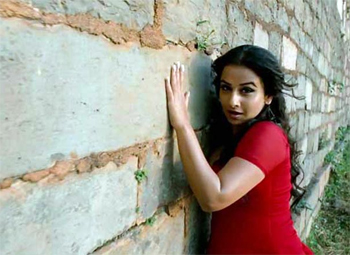 "11nov vidyainterview 01 ""The story of The Dirty Picture is really an unexplored, unchartered territory""   Vidya Balan"