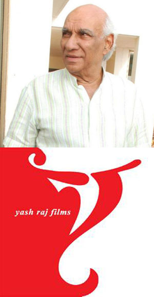 11nov yash chopra yrf Yash Chopra – the stalwart dons the director's cap again!