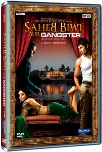 11oct sahebbiwiaurgangster DVD VCD 202x300 Saheb Biwi Aur Gangster out now on DVD & VCD