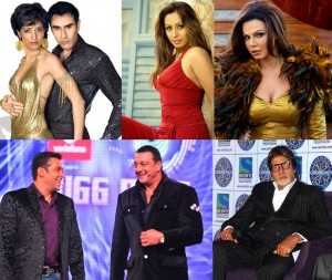 bigg boss vs kbc collage 300x253 Why Bigg Boss could be losing in TRP's to KBC?