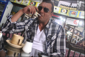 sanjay department After Kancha Cheena, Sanjay Dutt plays two Cop roles