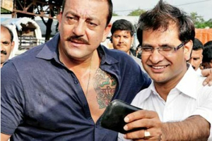 sanjay zg After Kancha Cheena, Sanjay Dutt plays two Cop roles