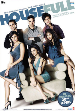 01jan sequels housefull Sequels to look forward to in 2012