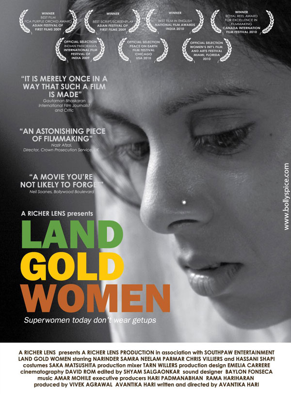 11dec JhaLGW moviereview Land Gold Women Movie Review