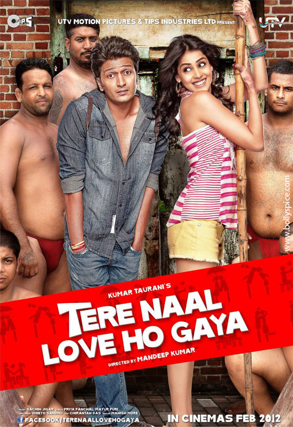 11dec TNLHG preview05 Riteish and Genelia star in a romcom Tere Naal Love Ho Gaya
