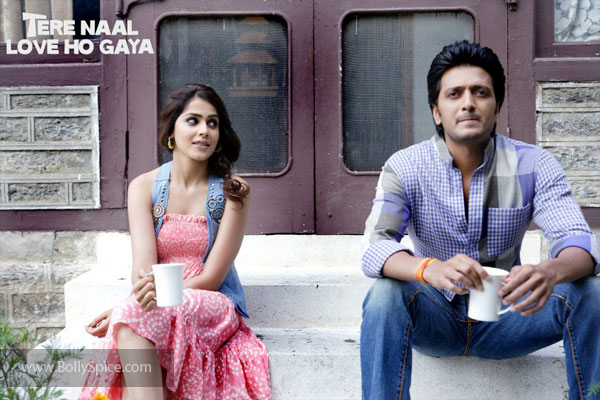 11dec TNLHG preview07 Riteish and Genelia star in a romcom Tere Naal Love Ho Gaya