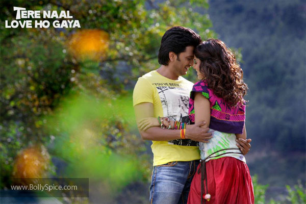 11dec TNLHG preview08 Riteish and Genelia star in a romcom Tere Naal Love Ho Gaya