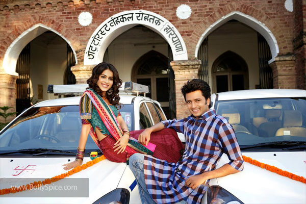 11dec TNLHG preview10 Riteish and Genelia star in a romcom Tere Naal Love Ho Gaya
