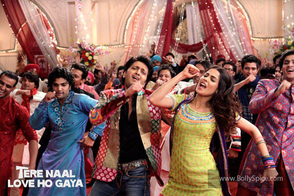 11dec TNLHG preview12 Riteish and Genelia star in a romcom Tere Naal Love Ho Gaya
