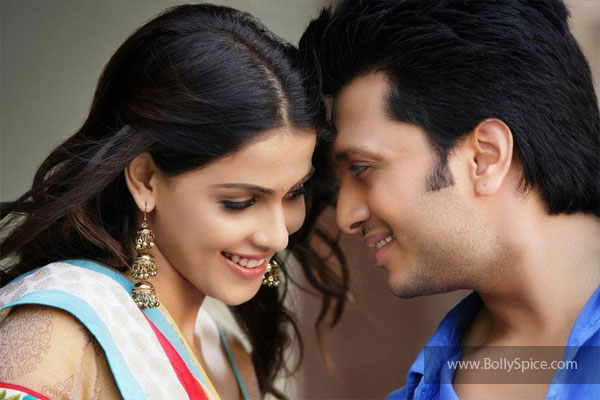 11dec TNLHG preview14 Riteish and Genelia star in a romcom Tere Naal Love Ho Gaya
