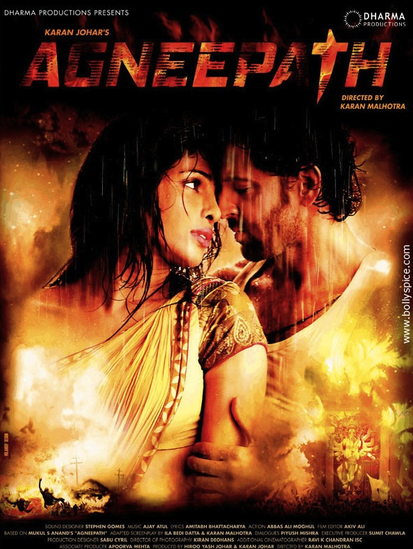 11dec agneepath poster2 Agneepath second trailer released