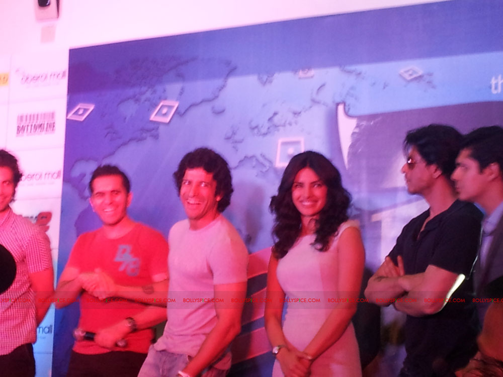 11dec don2 gamelaunch11 Shah Rukh Khan Launches the Cool Don 2 Board Game