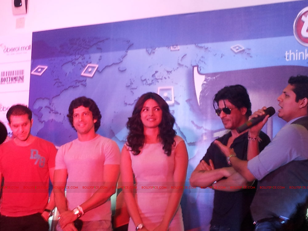11dec don2 gamelaunch13 Shah Rukh Khan Launches the Cool Don 2 Board Game