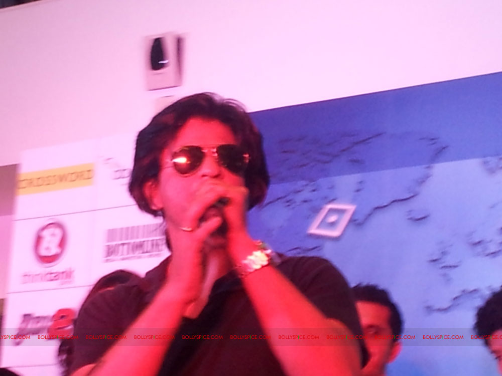 11dec don2 gamelaunch31 Shah Rukh Khan Launches the Cool Don 2 Board Game