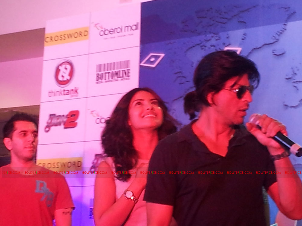 11dec don2 gamelaunch45 Shah Rukh Khan Launches the Cool Don 2 Board Game