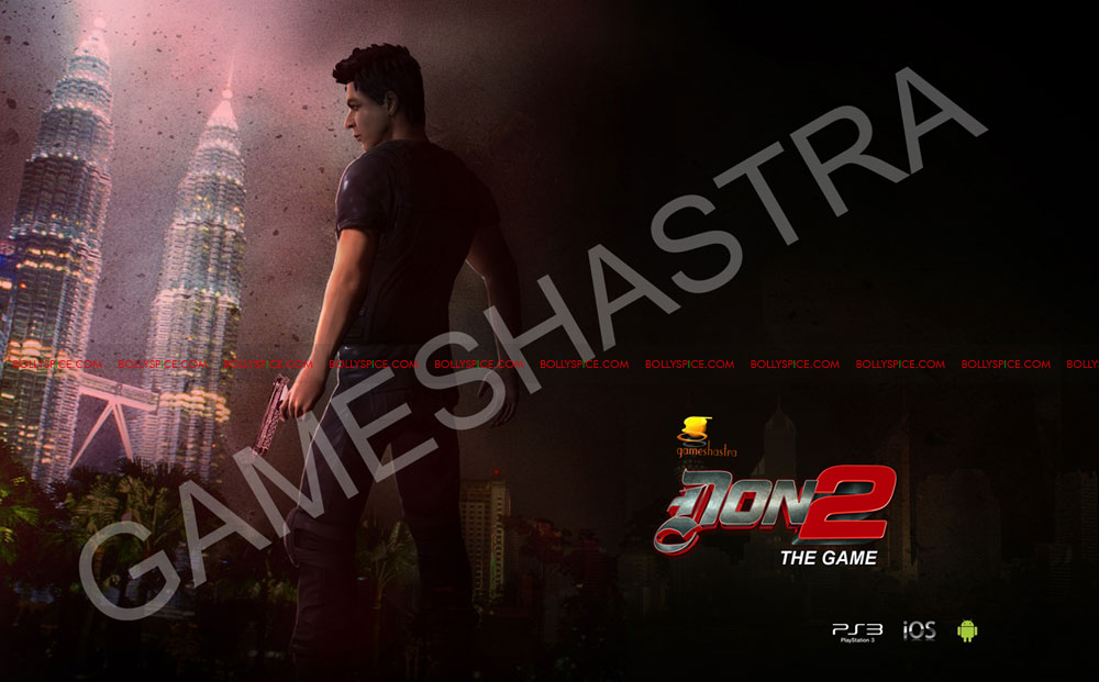 11dec don2gameshashtra01 Get Ready for Shah Rukh Khan in the Don 2 Game!
