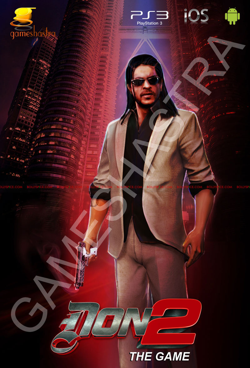 11dec don2gameshashtra02 Get Ready for Shah Rukh Khan in the Don 2 Game!
