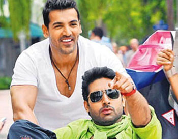 11dec dostana2ison Dostana 2 to go on the floor this year!