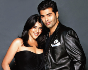 11dec ekta johar newmovie 300x241 Karan and Ekta Kapoor Team Up to Produce New Movie