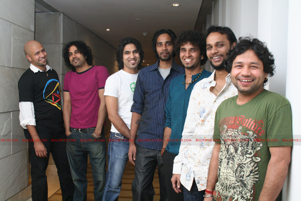 11dec kailasa worldtourposter02 Saregama announces Kailasa's first ever World Tour!