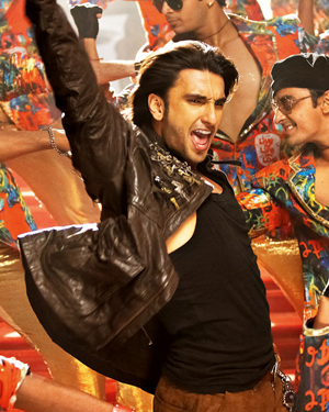 11dec ranveerinterview 06 I am thrilled about the story we are going to tell.   Ranveer Singh