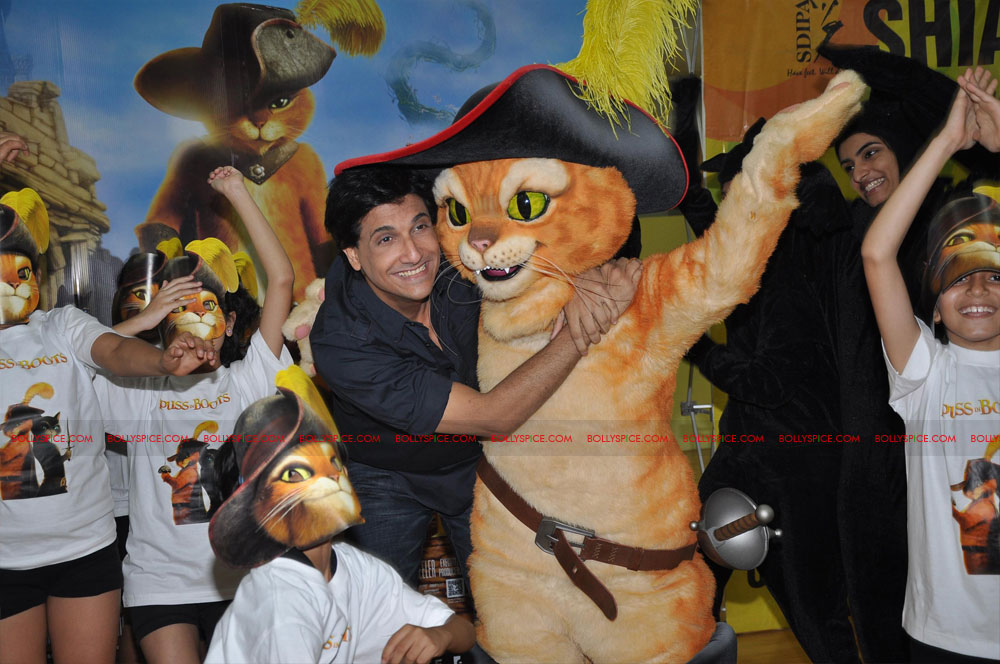 "11dec shaimak PIB11 ""I Think Puss is gorgeous!"": Shiamak Davar"