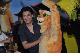 """I Think Puss is gorgeous!"": Shiamak Davar"