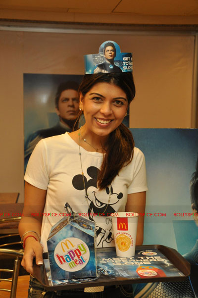 11dec tanaaz bhatia03 McDonalds, Playstation, Ra.One and Don. What do they have in common? Tanaaz Bhatia!