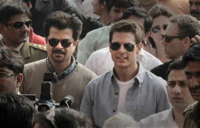 11dec tomcruisetajmahal01 You have to pinch me. I cant believe I am here   Tom Cruise