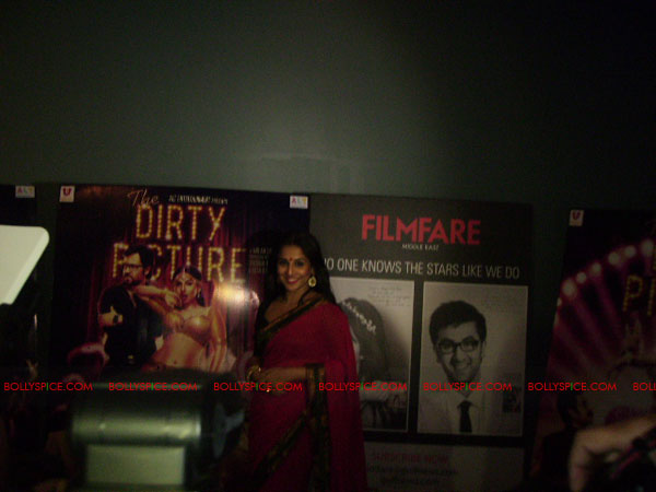 11nov TDPdubai02 The Dirty Picture Premiere in Dubai