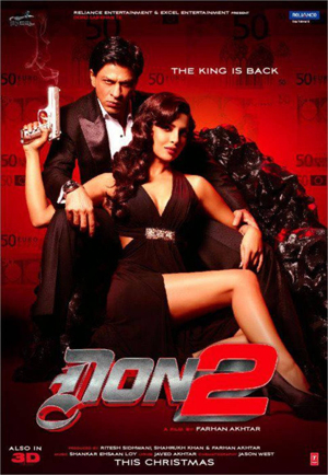12dec don2movie Don 2 Movie Review