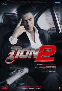 12dec don2preview 01 207x300 UK Readers WIN Don 2 CDs!